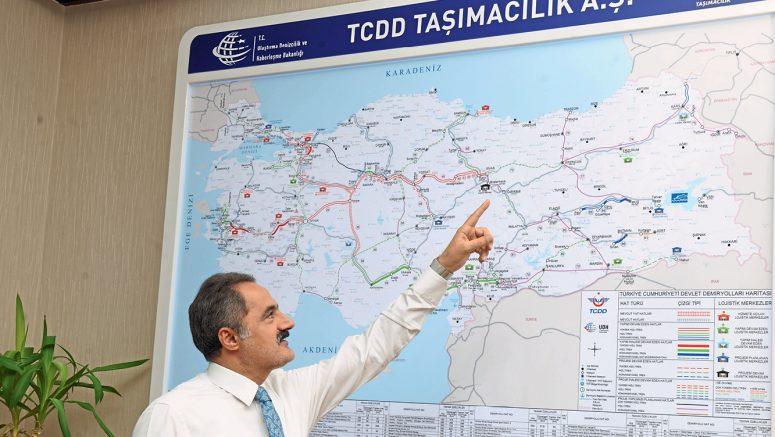 TCDD TAŞIMACILIK A.Ş. BİR YAŞINDA