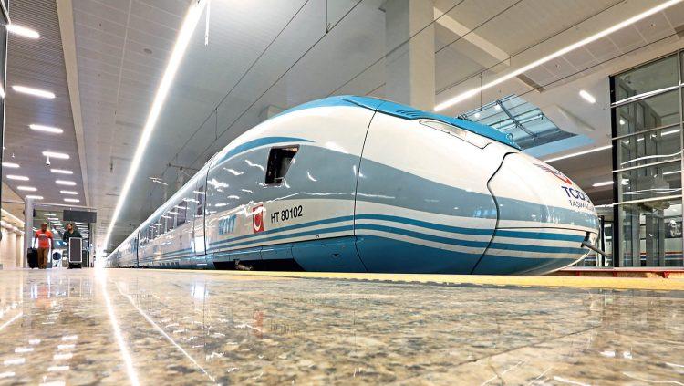 Demiryollarına 133 Milyar Liralık Dev Yatırım