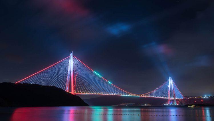 Mühendislik ve Teknoloji Harikası Köprüler