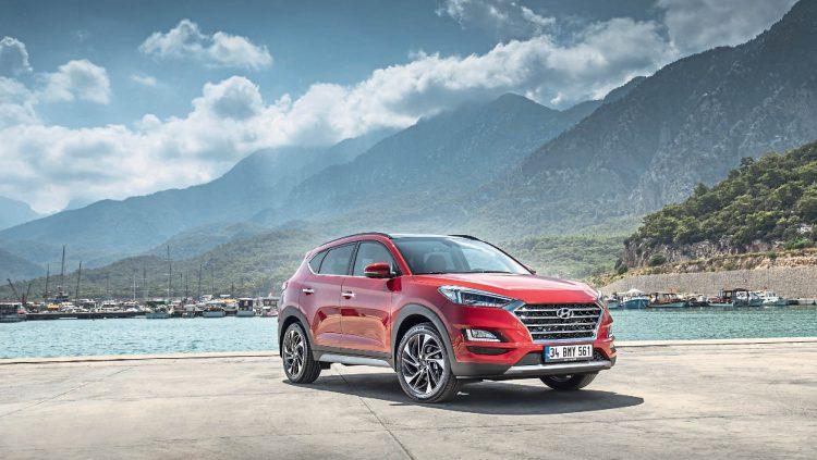 Hyundai Tucson Artık Çok İddialı