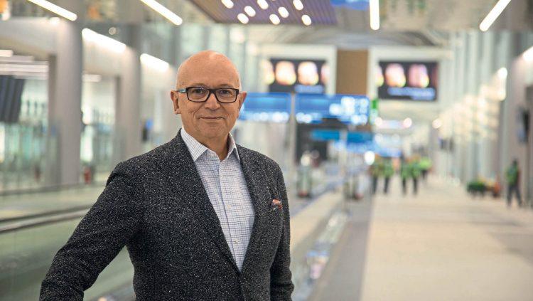 İstanbul Havalimanı Netaş'ın Teknoloji Altyapısı Üzerinden Yükseliyor