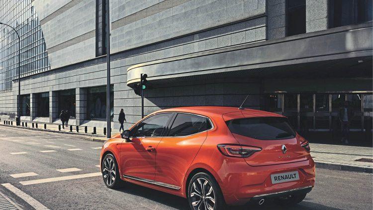 Bursalı Renault Clio Çok İddialı Geliyor