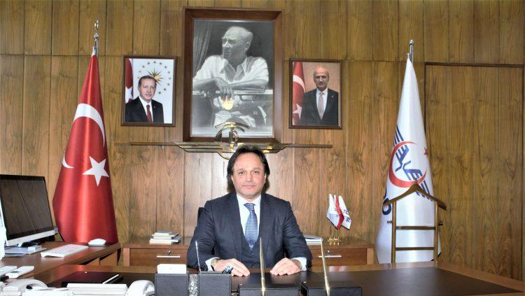 Ulaştırma ve Altyapı Bakanlığı'nda Bayrak Değişimi