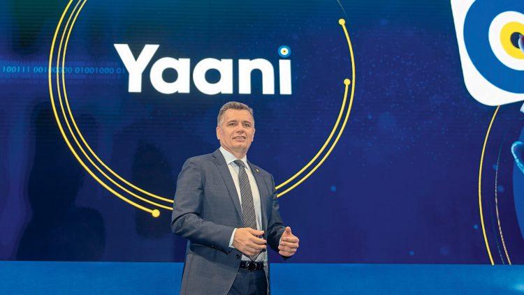 """Türkiye'nin Sesli Asistanı """"Yaani"""" Merhaba Dedi"""