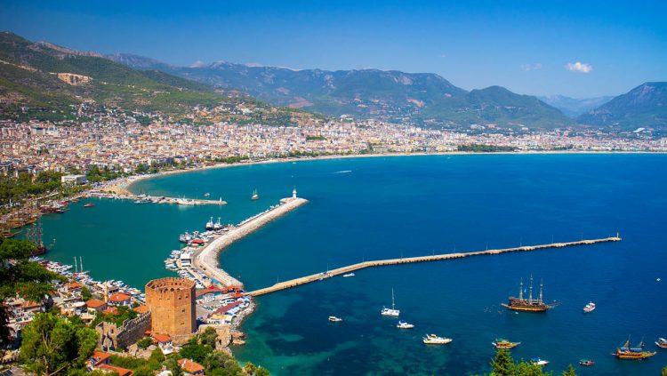 Antalya, Instagram'da Tüm Dünyayı Geride Bıraktı!