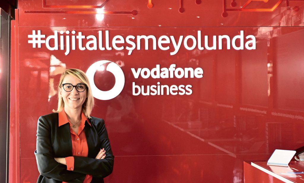 Vodafone Türkiye İcra Kurulu Başkan Yardımcısı Meltem Bakiler Şahin