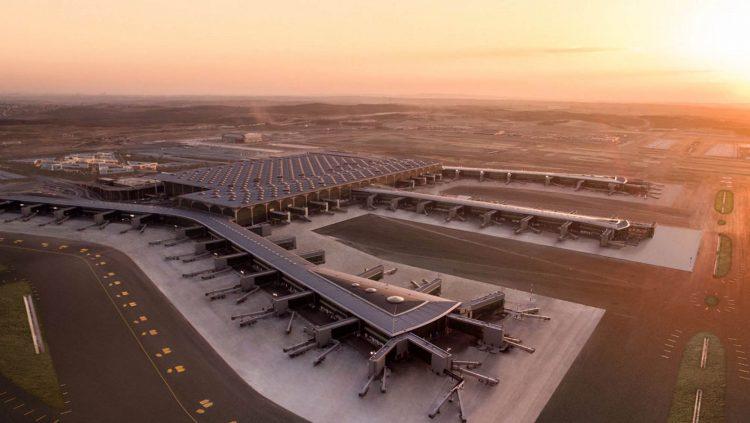 """İstanbul Havalimanı'na """"5G"""" Geliyor"""