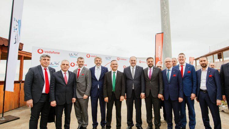 Vodafone, Yerli Baz İstasyonu ULAK'ta Rekor Kırdı