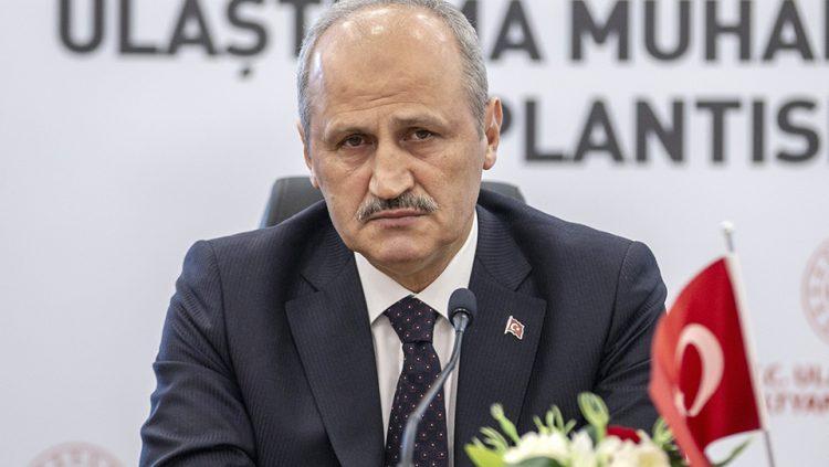 Turhan, Ulaştırma Muhabirlerine 2020 Hedeflerini Anlattı