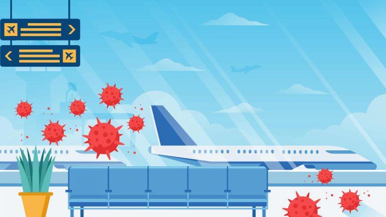 IATA'nın Covid-19 Raporuna Göre, Havacılıkta Kriz Büyük