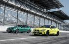 Yeni BMW M3 Sedan ve Yeni BMW M4 Coupé  Yenilendi