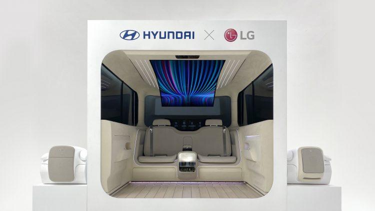 LG ve Hyundai'den Elektrikli Araçlara Ev Rahatlığı Getirecek İşbirliği