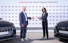 Bayern Münih Audi İle Elektriklendi