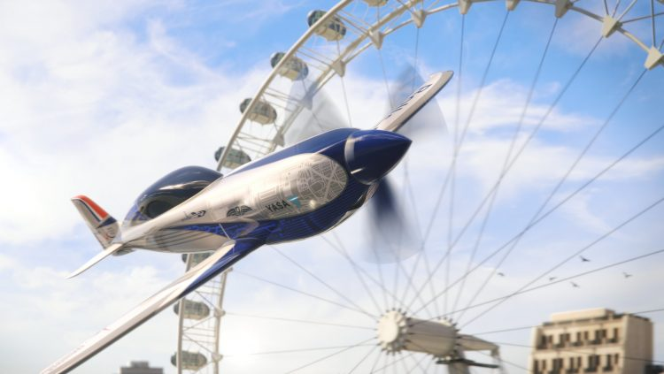 Dünyanın En Hızlı Tam Elektrikli Uçağının Testleri Tamamlandı