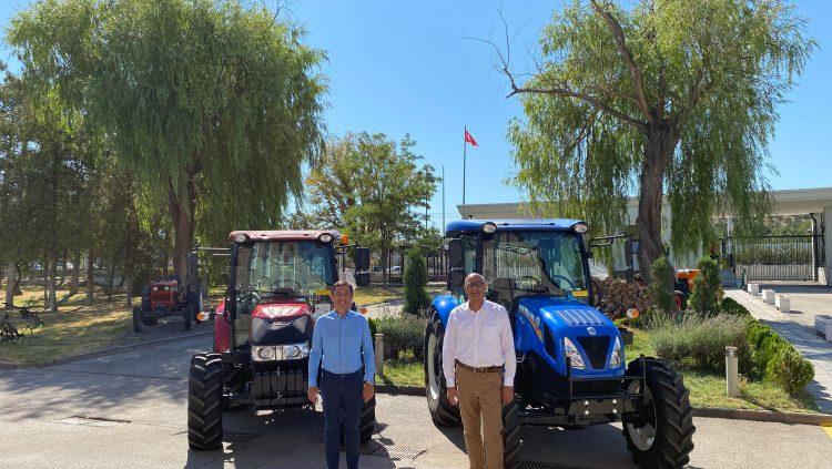 Türktraktör Çevreci Traktörlerin İhracatına Başladı
