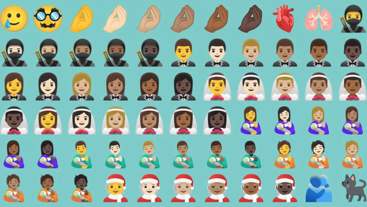 Android 11'le 117 Yeni Emoji Geliyor