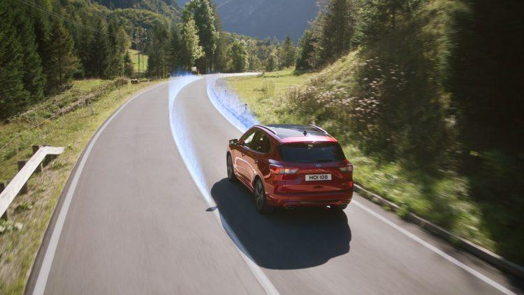 Yeni Ford Kuga, Euro NCAP Testinde Rakiplerini Geride Bıraktı