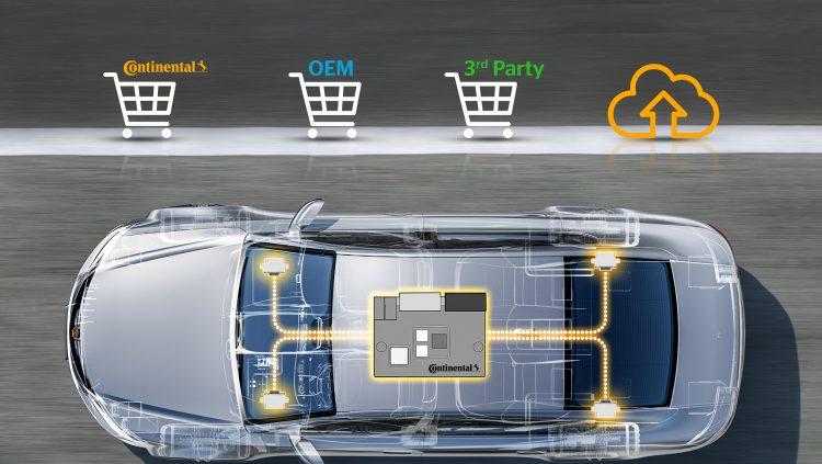 Continental İle Volkswagen ID.3 De Güvenli Sürüş