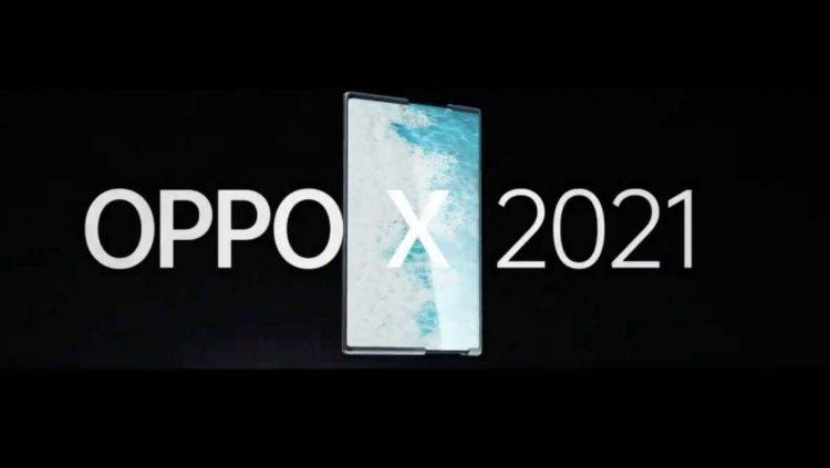 Ekranı Uzayan Telefon OPPO X 2021 Tanıtıldı