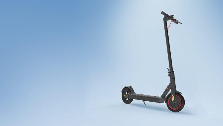 Scooterlara Yapay Zeka Desteği Geliyor