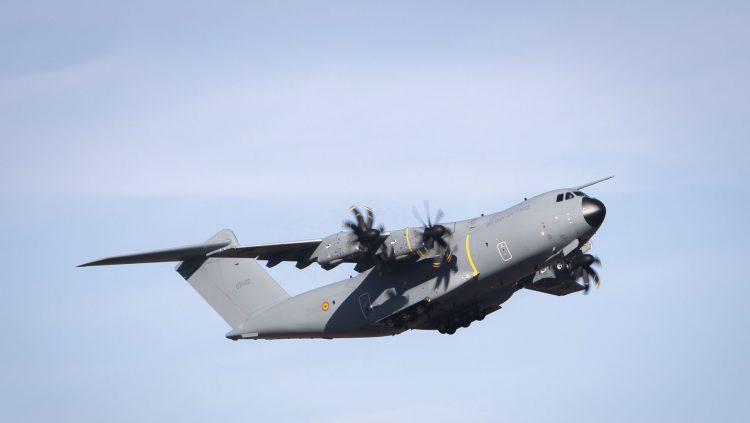 Airbus, Belçika Hava Kuvvetleri'nin İlk A400M Uçağını Teslim Etti