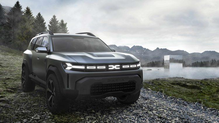 Dacia'da Dönüşümün Öncüsü: Bigster Concept