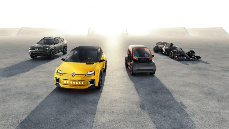 """Groupe Renault Yeni Stratejik Planı """"Renaulution""""u Açıkladı"""