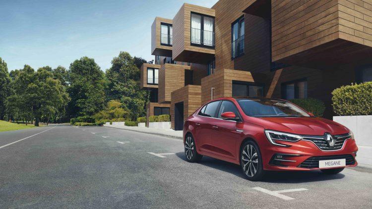 Yeni Renault Megane Sedan Prestiji Daha İleriye Taşıyor