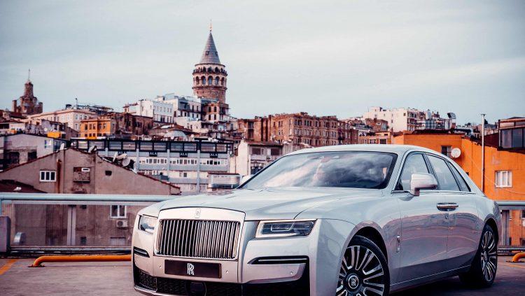 Rolls-Royce Ghost Türkiye'de