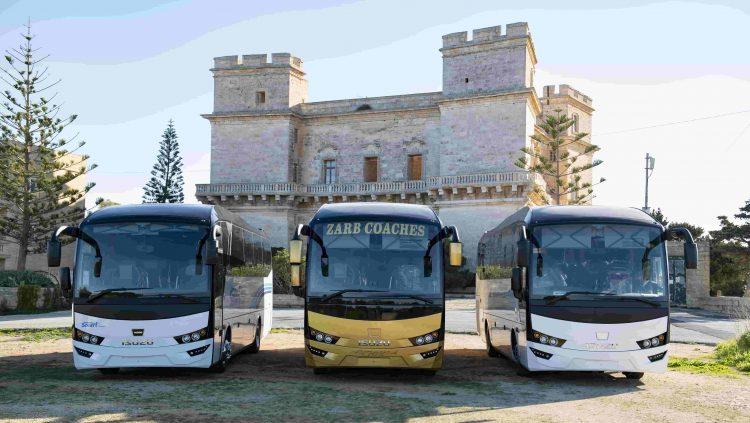 Anadolu Isuzu Visigo RHD Aracı İlk Kez Malta'da