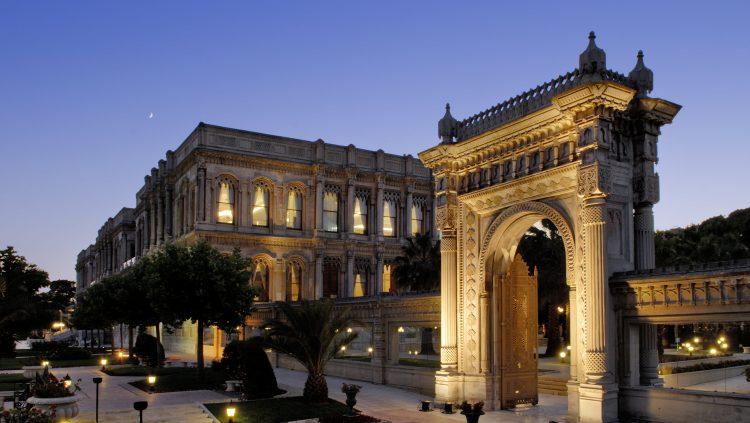 Çırağan Palace Kempinski İstanbul, Dünyanın En İyi 500 Oteli Listesinde