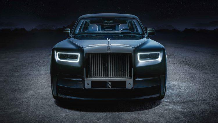 Einstein'dan İlham Alan Araç: Rolls-Royce Phantom Tempus