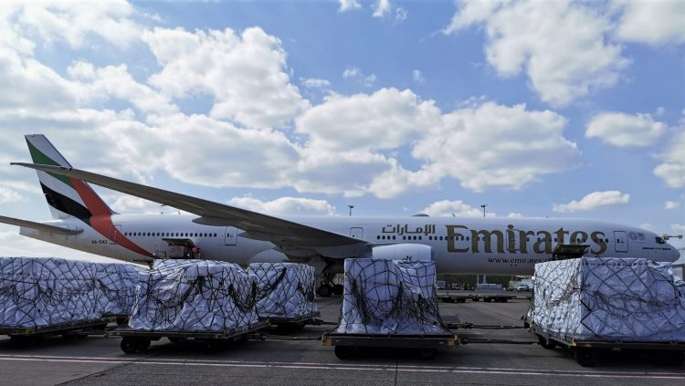 Emirates Skycargo Bir Yılı Geride Bıraktı