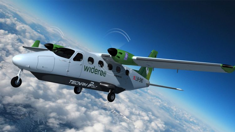 Rolls-Royce'den Tamamen Elektrikli Yolcu Uçağı Geliyor