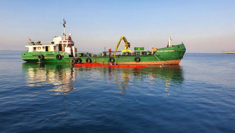 SOCAR'dan Türkiye'nin Deniz Kirliliği Mücadelesine Destek
