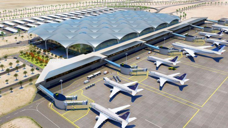 Çukurova Havalimanının 1. Etabı 2022'de Açılıyor