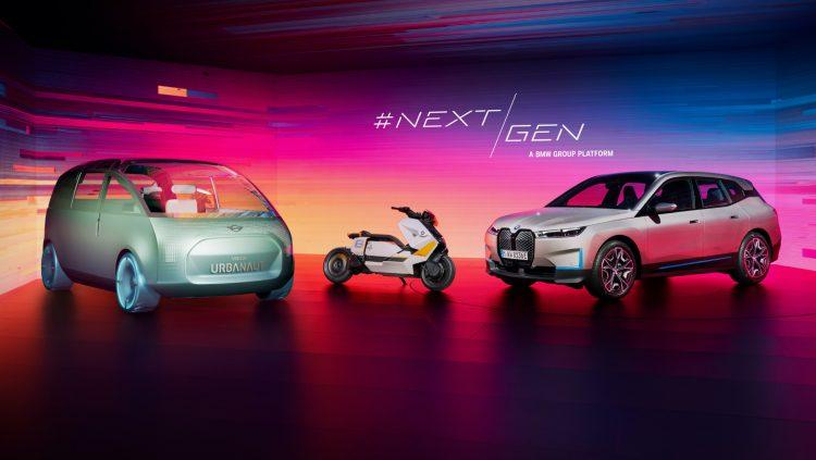 BMW iX'in Dijital Lansmanına Ödül
