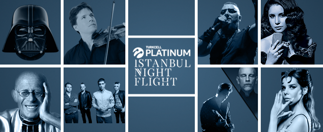 Turkcell Platinum İstanbul Night Flight 2021  Ağustosta Başlıyor